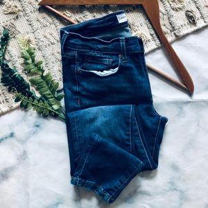 Banana Republic Skinny Ankle Jeans (27s)